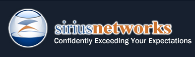 Sirius Networks - Confidently Exceeding Your Expectations